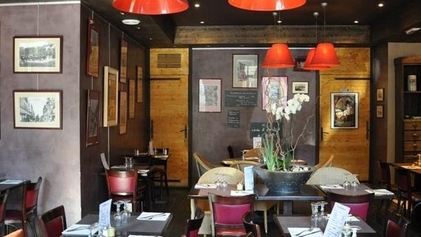Restaurant Colombien Paris Belleville