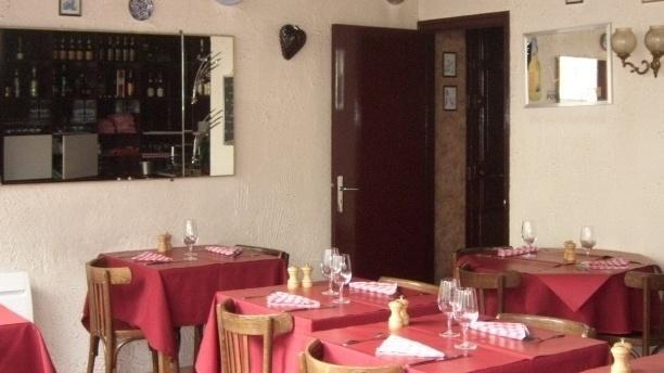 Le Cellier Salle du restaurant