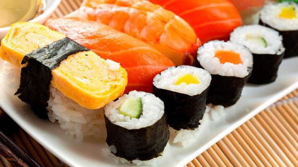 Saikai Sushi Sugestão do chef