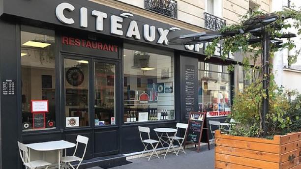 CITEAUX SPHERE Disquaire-Restaurant Façade