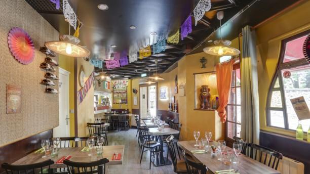 El Tequila Mexicana Aperçu de la salle