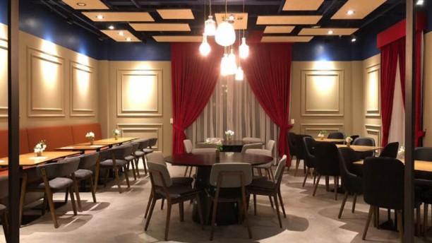WA Restaurant Vista da sala
