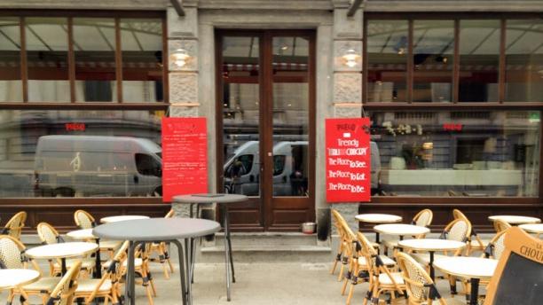 Prego-Bourse La Terrasse