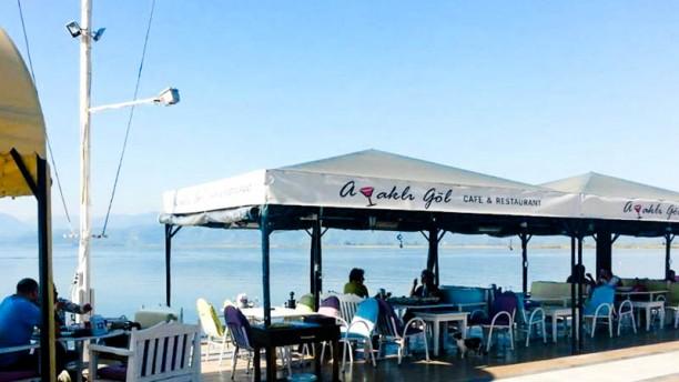 Restaurant ayakl g l mu la avis menu et prix for 44 the terrace