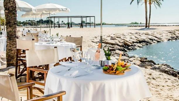 Restaurant chez panisse h tel holiday inn saint for Piscine de saint laurent du var