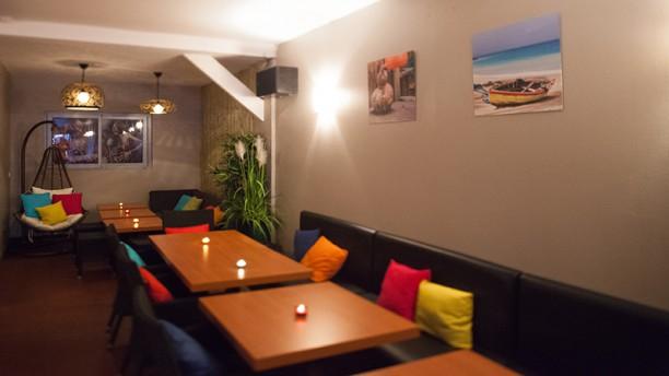 Calabash Salle du restaurant