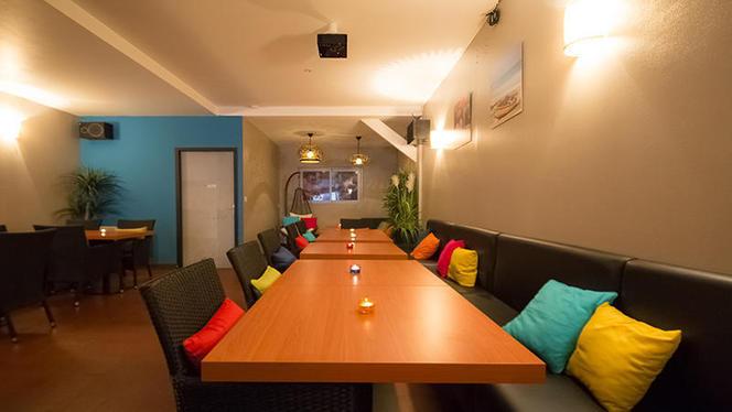 Table dressée - Calabash, Bordeaux