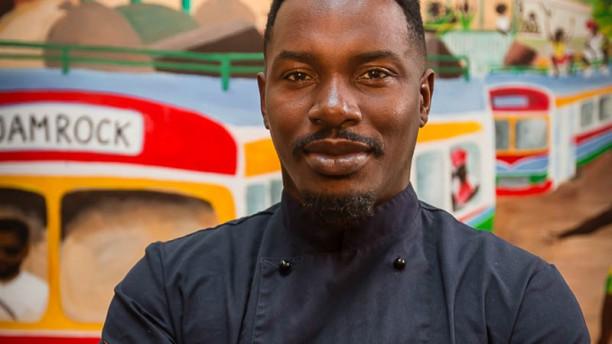 Moso Jamrock chef FEST