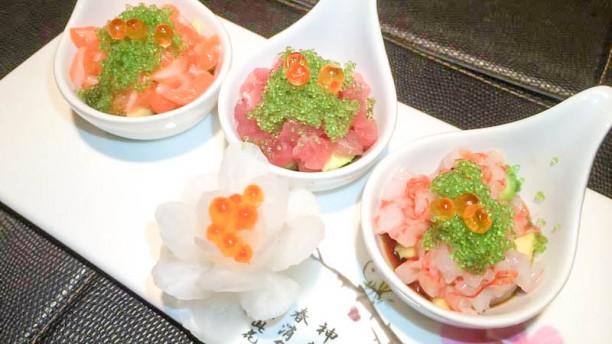 Ristorante Giapponese Yuan Degustazione mista