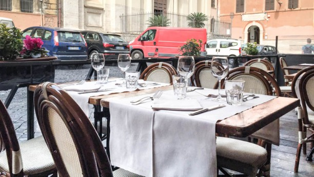 La Scala In Trastevere In Rome Restaurant Reviews Menu
