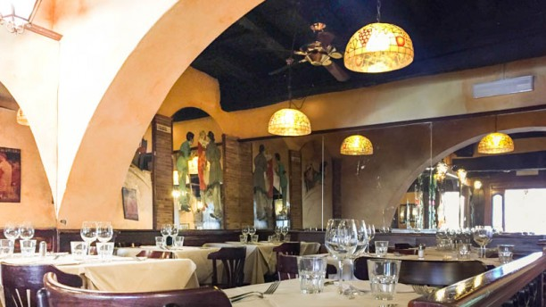 La scala in trastevere in rome restaurant reviews menu for Ristorante la vista