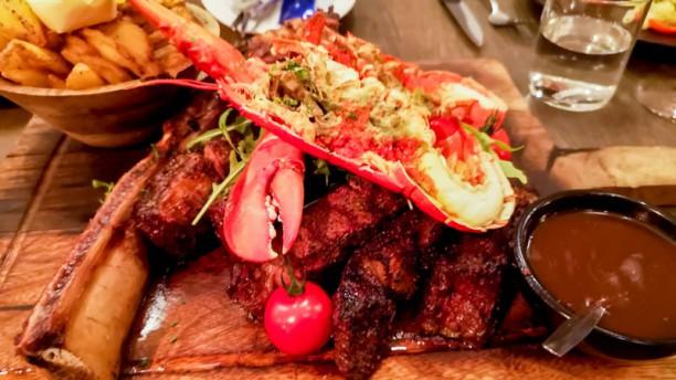 Het Zuiden Fish&Wine - Steak&Beer Tomahawk & Lobster