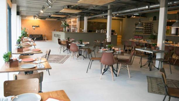 Restaurant-Café Bullewijck restaurantzaal