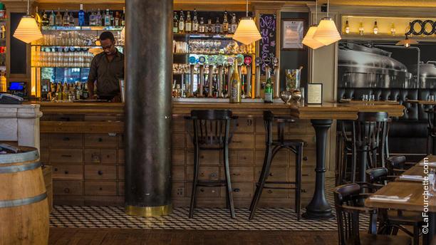 Restaurant num ro 21 levallois perret 92300 ternes - Auberge dab porte maillot restaurant ...