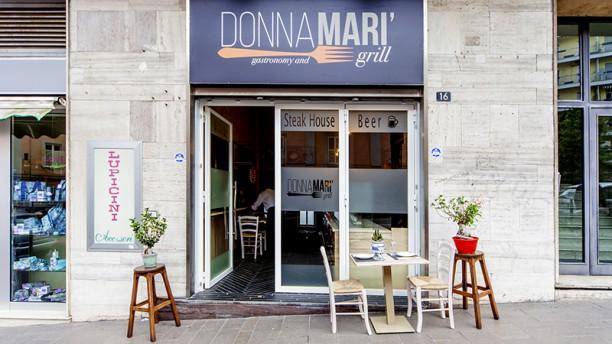 DonnaMari - Gastronomy and Grill Esterno