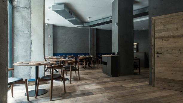 Amelia by Paulo Airaudo Sala del restaurante