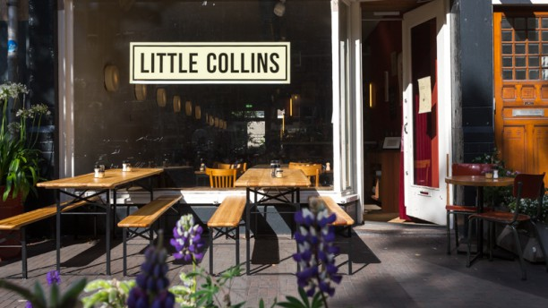 Little Collins West Terras