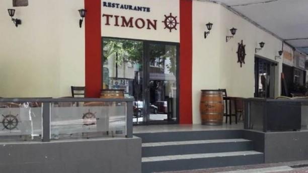 Restaurante Timon Vista sala