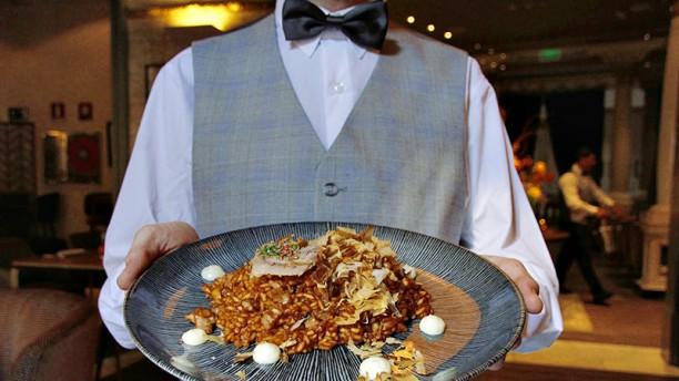 Restaurante Círculo Mercantil (Casino Gran Vía) Los mejores arroces