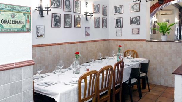 Casa perico em madrid pre os menu morada reserva e avalia es do restaurante - Casa perico madrid ...