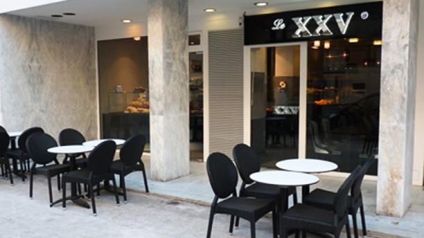 Le XXV Paul Doumer Terrasse