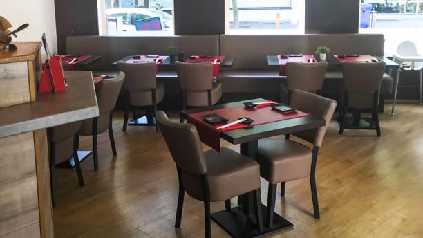 Ocean Sushi Noodles Bar Vue de la salle