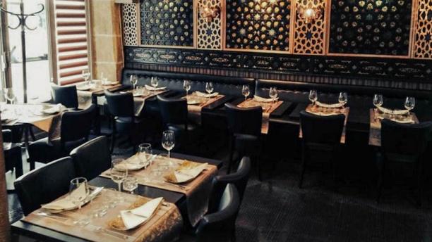 Restaurant Zerda Paris