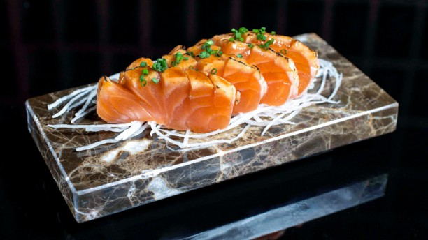 Fabric Sushi (Downtown) Sugerencia del chef