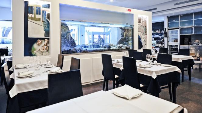 Sem Dúvida ristorante portoghese a Lisbona in Portogallo