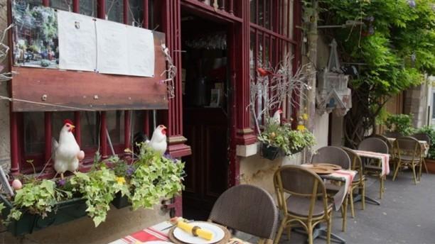Au Vieux Paris d'Arcole Terrasse