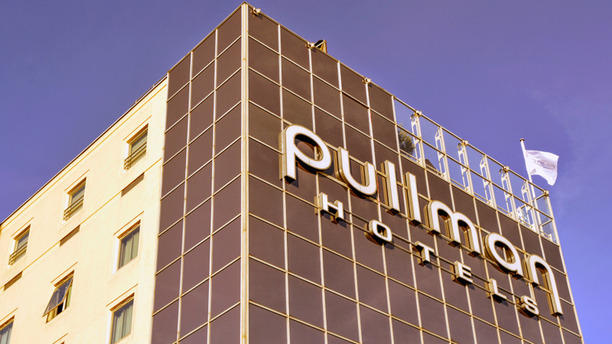 Le Vertigo - Hôtel Pullman Antigone Extérieur