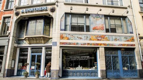 L'Huîtrière - Philippe Lor, Lille