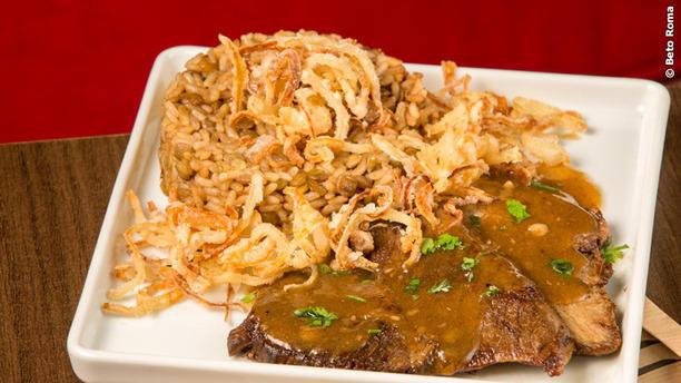 Yalla - Barra prato