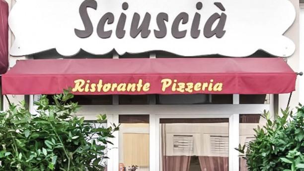 Ristorante Pizzeria Sciuscià esterno