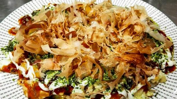 Okashi Sanda sugerencia del chef
