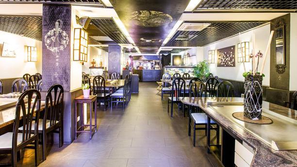 Katana Salle du restaurant