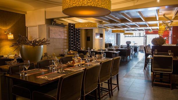 Frascati Het restaurant