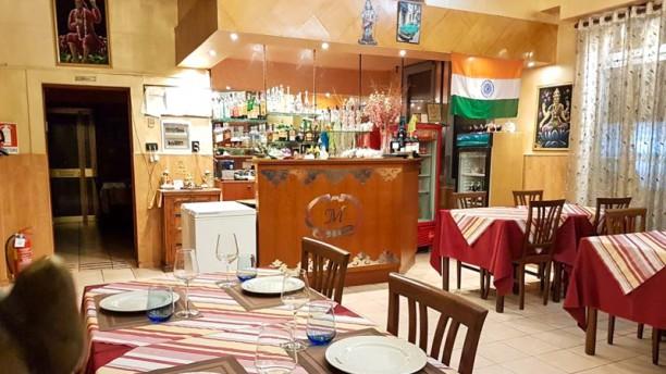 Maharani Sala del ristorante