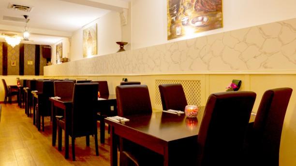 Sarban Afghaans Restaurant Vue de la salle