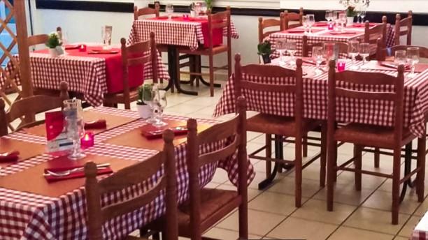 Auberge de Pisieu Salle du restaurant