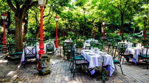 Restaurant h tel restaurant cazaudehore la foresti re for Adresse piscine saint germain en laye