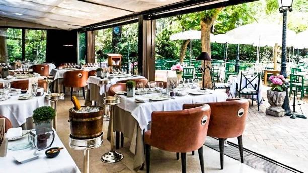 Restaurant h tel restaurant cazaudehore la foresti re - Cours de cuisine saint germain en laye ...