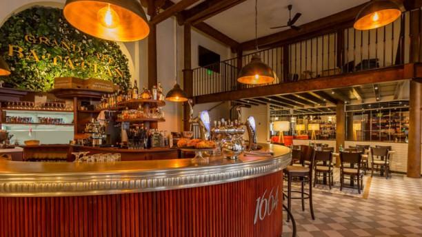 Grand Cafe Bataclan Interieur