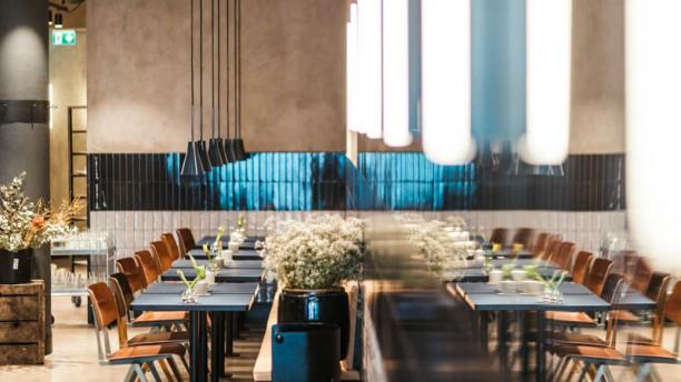MAMA Kungsgatan Restaurangens rum