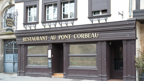 Au Pont Corbeau restaurant