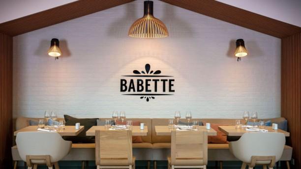 Babette Massy Vue de la salle