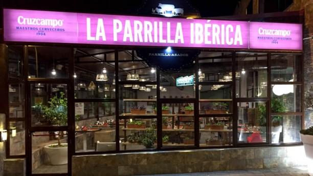 La Parrilla Ibérica La entrada
