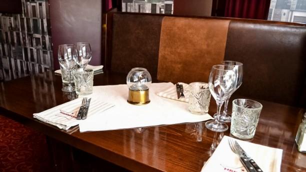 Hermans Restaurang & Nöje Table