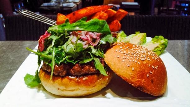 La Tortue burger