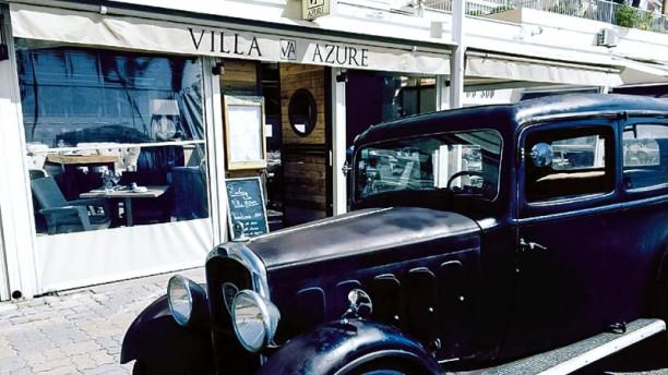 Villa Azure Devanture